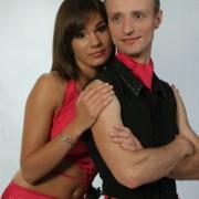 Agnieszka i Mariusz Stroje do salsy
