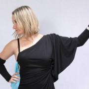 Sukienka turniejowa do tańca towarzyskiego