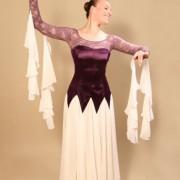 Suknia do tańca