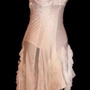 Suknia do tańców latynoamerykańskich